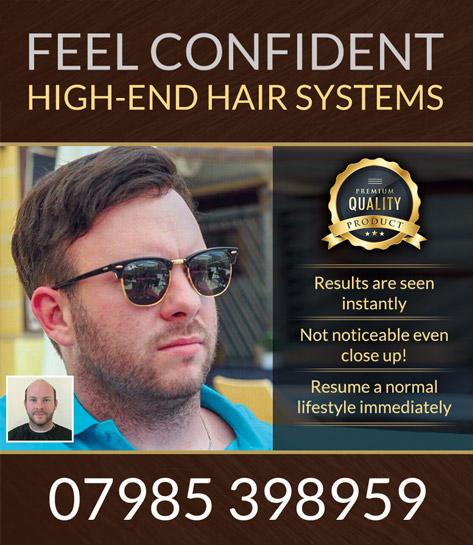 High End Hair Stystems